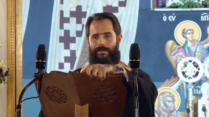 """""""Τα χαρακτηριστικά της ζωής των Χριστιανών"""" Αρχιμ. κ. Βαρνάβας Θεοχάρης. Ι. Ναός Αγίας Σοφίας Ψυχικού"""