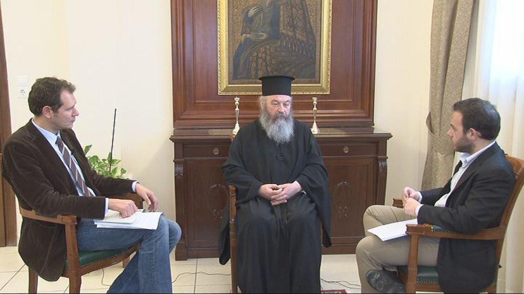 """""""διάΛογος""""  - Συνέντευξη με τον Σεβασμιώτατο Μητροπολίτη Ελασσώνος κ.κ. ΒΑΣΙΛΕΙΟ"""