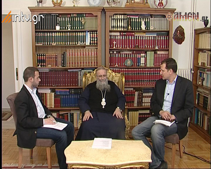 """""""διάΛογος"""" Συνέντευξη με τον Μητροπολίτη Προικοννήσου κ.κ. ΙΩΣΗΦ"""