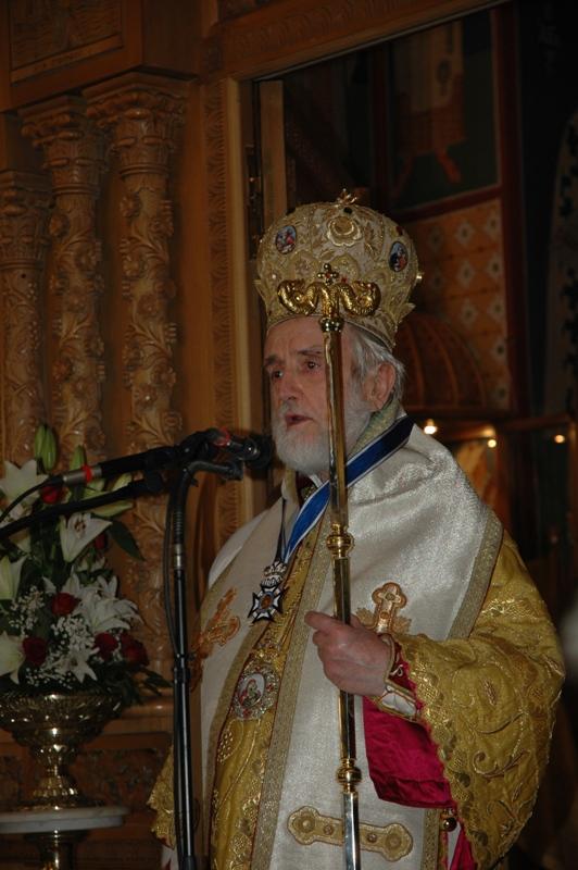 """Πολυαρχιερατική Θεία Λειτουργία, απονομή του """"Χρυσού Σταυρού"""",  της Ανωτάτης Τιμητικής Διακρίσεως της Ιεράς Μητροπόλεως Δημητριάδος και Αλμυρού, στον Σεβασμιώτατο Μητροπολίτη Περγάμου κ. Ιωάννη (Ζηζιούλα)"""