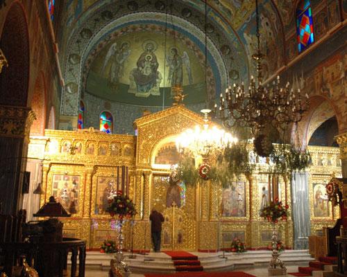 Εορτασμός της μετακομιδής του Ιερού Λειψάνου του Αγίου Διονυσίου - Αύγουστος 2011