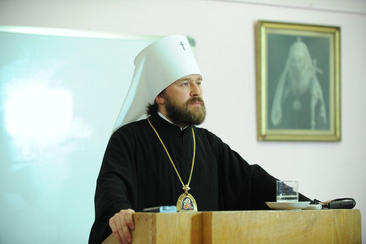 «Το μυστήριο της πίστης» του Μητροπολίτη Βολοκολάμσκ κ. Ιλαρίωνα Αλφέγιεφ