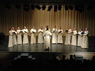 Η Πατριαρχική Χορωδία της Μονής Αγίου Δανιήλ (Ντανίλοφ) της Μόσχας στη Ζάκυνθο